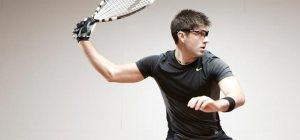 racquetball player